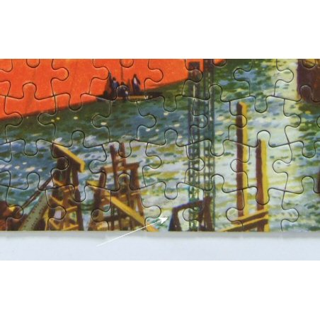 'The Busy Port' (Action Jigsaws) - Thanks to Sue Taylor (UK)