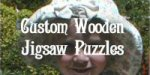 Custom wooden jigsaw puzzles